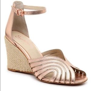 Seychelles Consciousness Wedge Sandal